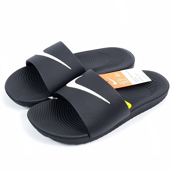 NIKE 女 NIKE KAWA SLIDE (GS/PS) 拖鞋 - 819352001