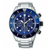 SEIKO PROSPEX 愛海洋太陽能潛水時尚腕錶/V175-0AD0A/SSC675P1