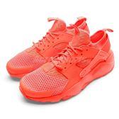 【六折特賣】Nike 武士鞋 Air Huarache Run Ultra BR Breeze 橘 運動鞋 男鞋【PUMP306】 833147-800