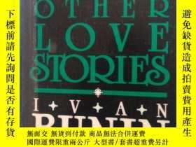 二手書博民逛書店Wolves罕見and Other Love Stories (