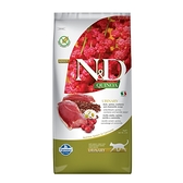 【Farmina法米納】藜麥無穀機能系列-貓泌尿保健-QC-5鴨肉蔓越莓5kg