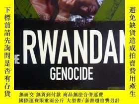 二手書博民逛書店英文原版罕見Bearing Witness,Genocide a
