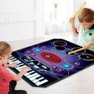 早教爵士架子鼓電子琴音樂毯女男孩樂器寶寶...