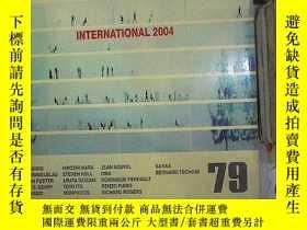 二手書博民逛書店GA罕見DOCUMENT 世界の建築 79(日文雜誌)Y180897