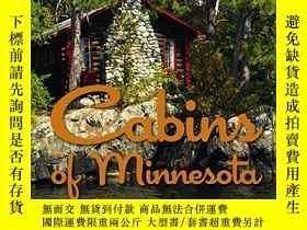 二手書博民逛書店Cabins罕見of MinnesotaY360448 Bill Holm Minnesota Histori