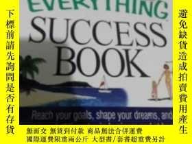 二手書博民逛書店the罕見everything success bookY218