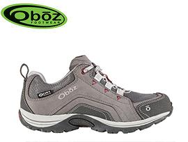 丹大戶外【Oboz】美國 Women's Mesa Low 女款 防水戶外低筒登山鞋 OB70402