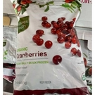 NATURE S TOUCH CRANBERRIES 有機冷凍蔓越莓 2公斤 CA96354 低溫宅配