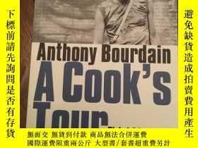 二手書博民逛書店A罕見Cook s TourY110532 Anthony Bo