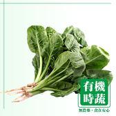 【有機認證生鮮時蔬】菠菜 ( 250g /包)