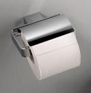 【 麗室衛浴】德國EMCO頂尖浴室配件 LOFT系列 0500.001.00 有蓋廁紙架/衛生紙架 鉻色