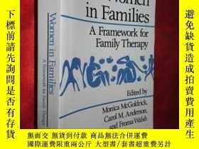 二手書博民逛書店Women罕見In Families: A Framework
