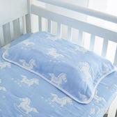 枕巾 嬰兒棉質六層柔軟紗布新生小枕頭兒童寶寶吸汗巾一對裝 FR5260『男人範』