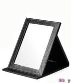 Bay 隨身鏡 鏡子 折疊 化妝鏡 大號 梳妝鏡 高清 便攜鏡 隨身鏡
