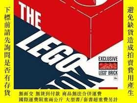 二手書博民逛書店The罕見Lego Book New Edition: With Exclusive Lego BrickY2