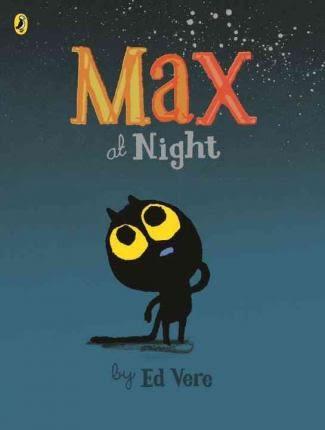 MAX AT NIGHT /平裝繪本《主題:床邊故事》