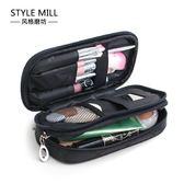 新款小巧迷你化妝包便攜式 韓國多用旅行洗漱包防水      西城故事