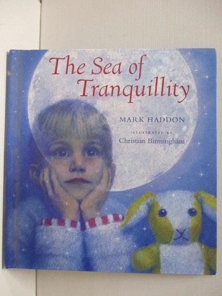 【書寶二手書T1/少年童書_D2L】The Sea of Tranquillity