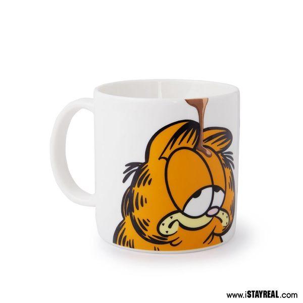 STAYREAL x Garfield 嘿!Monday加菲貓馬克杯