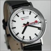【萬年鐘錶】MONDAINE 瑞士國鐵皮錶 XM-667411