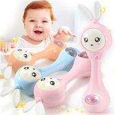 手搖鈴嬰兒玩具0-1歲男孩新生兒早教寶寶3-4-5-6-7-9-12個月益智8  XY1228   【男人與流行】
