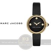 【南紡購物中心】MARC JACOBS國際精品Hollywood迷你時尚真皮腕錶MJ1432