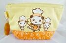 【震撼精品百貨】Chocopanda 麵包師傅廟會園丁熊貓~化妝包『麵包』