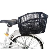 自行車車筐車籃子折疊車簍塑料菜籃子