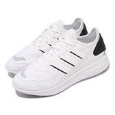 adidas 休閒鞋 ZX 2K Florine W 白 黑 反光 三葉草 女鞋 愛迪達 【ACS】 FW0089