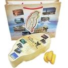 台灣土鳳梨酥禮盒含禮袋 1盒350公克【2019040999004】(精美伴手禮)