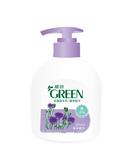 【綠的】抗菌潔手乳--植萃配方(神奇紫草) 400ml