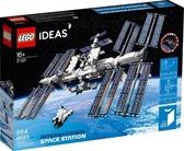 【LEGO樂高】 IDEAS 國際太空站# 21321