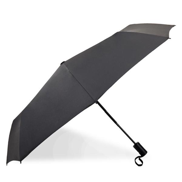 三折抗UV自動傘 (晴雨傘) 『黑』86008 輕量 迷你 自動 摺疊 抗UV輕便 口袋傘 晴雨 防曬傘 旅行