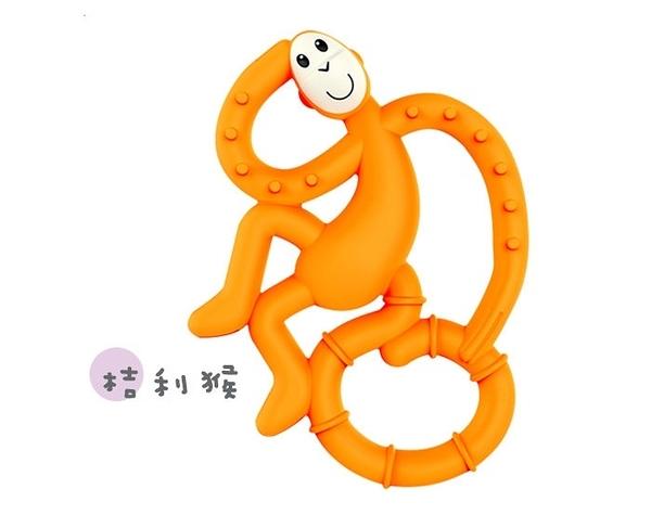 英國Matchstick Monkey跳舞猴牙刷固齒器(桔利猴)(MMD-005) 550元