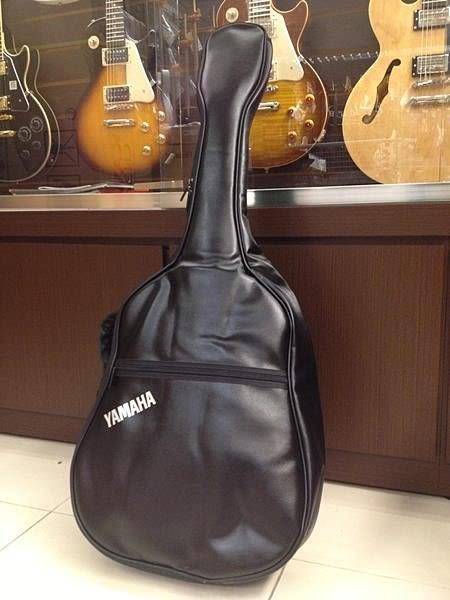 【金聲樂器】YAMAHA 原廠亮皮 古典吉他袋 防水/防潮/保護專家