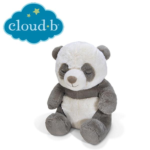 美國cloud b 和平熊貓音樂安撫布偶LB7663-PP