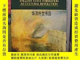 二手書博民逛書店【罕見】The Great Arch: English State Formation As Cultural R