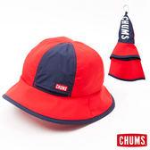 CHUMS 遮陽漁夫帽-紅色 CH051045R001【GO WILD】