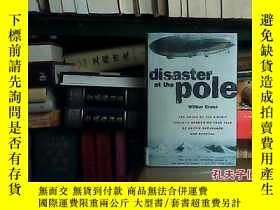 二手書博民逛書店Disaster罕見at the Pole19072 出版200