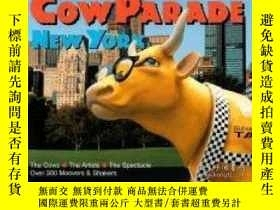 二手書博民逛書店Cow罕見Parade New YorkY255562 Tom Craughwell Workman Publ