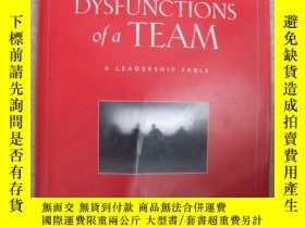 二手書博民逛書店The罕見Five Dysfunctions Of A Team
