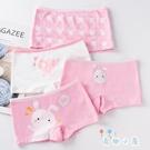 兒童內褲純棉透氣平角嬰幼兒小寶寶三角女孩四角短褲可愛【奇趣小屋】