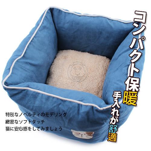 【zoo寵物商城】    DyyDream》麂皮絨包覆性懶貓窩 (40 × 40cm)