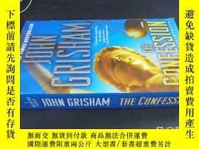 二手書博民逛書店JOHN罕見GRISHAM THE CONFESSION5919