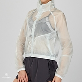 Nike Jacket Transprint RD 女子 白色 防潑水 可收納  輕薄 運動外套 923441-006