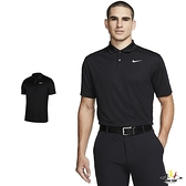 Nike Dri-Fit 男 黑色 Polo衫 短袖 運動襯衫 聚脂纖維 短袖 高爾夫 透氣 運動上衣 BV0359-010