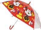 迪士尼 Disney 米老鼠 米妮 紅色 長傘 TOYeGO 玩具e哥