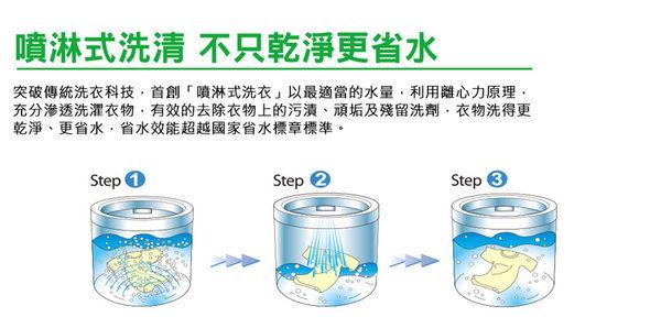 ★送康寧透明玻璃保鮮盒4件組【台灣三洋SANLUX】13kg鑽石內槽超音波單槽洗衣機(SW-13NS5)
