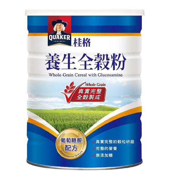 桂格-葡萄糖胺配方養生全穀粉 (600g) 大樹