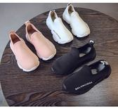 2018新款春秋兒童學生鞋子透氣男童運動鞋女童小白鞋單鞋休閒潮鞋